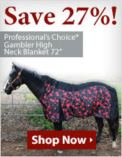 Professional's Choice® Gambler High Neck Blanket