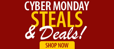 Shop Our Cyber Monday Sales