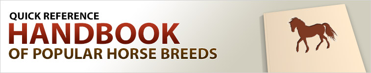 Quick Reference Handbook of Popular Horse Breeds
