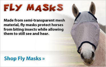 Fly Masks!