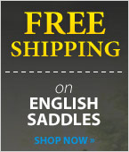 English Saddles!