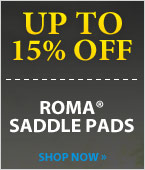 Roma Saddle Pads!